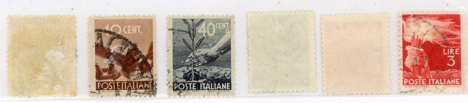 Storia e preistoria dei francobolli 4 circolo filatelico numismatico annibale aromatici - Diversi tipi di carta ...
