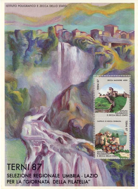 Cascata delle Marmore a Terni
