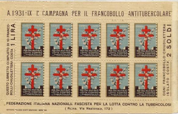 1^ Campagna antitubercolare