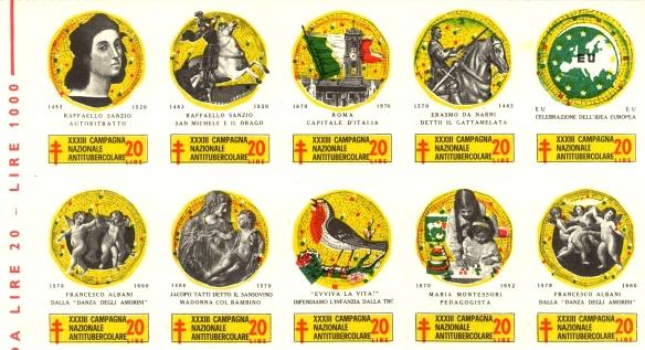 XXIII Campagna Nazionale Antitubercolare - 1970