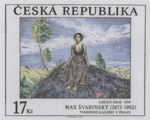 2003, Poor Countryside 1900, ( forse è Ela ), galleria Nazionale Praga