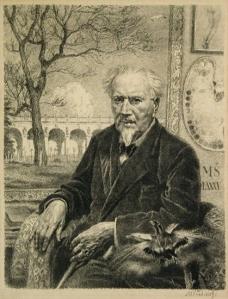 Max Švabinský, Autoritratto, 1935