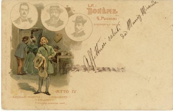 Puccini, Giulio Ricordi editore