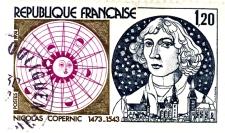 Copernico, francia