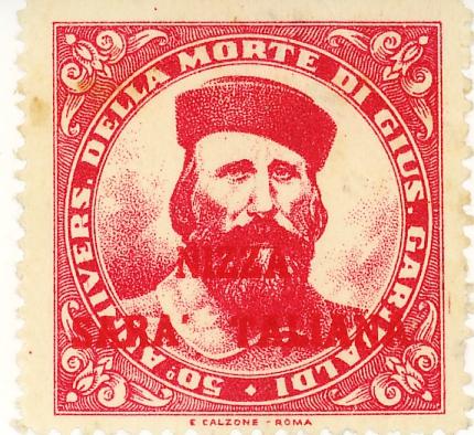 Erinnofilo Garibaldi