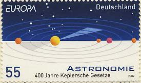 Europa, Germania 2009, anno dell'astronomia