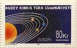 Europa 2009, Cipro turca - Sistema solare