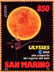 Saan Marino, 850 L. - Sonda Ulysses e Sole