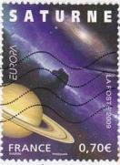 Saturni, Francia