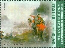 Terza guerra d'indipendenza, battaglia di Bezzecca, 1866