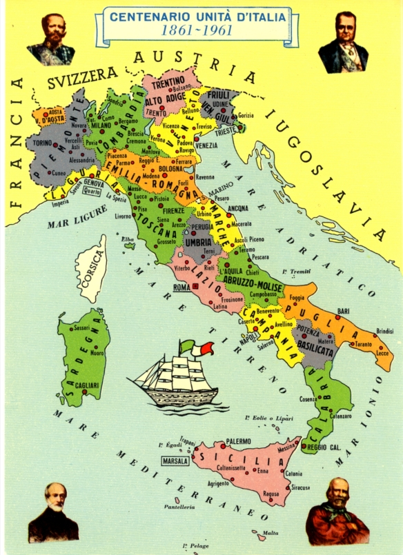 Centenario unità d'Italia