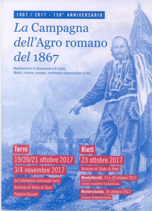 volantino Campagna Agro romano