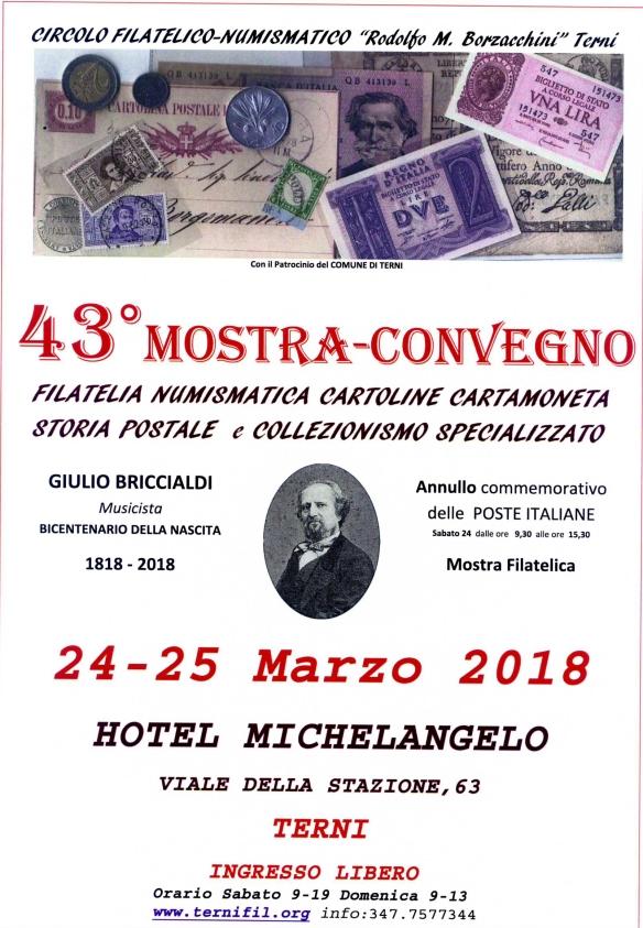 Volantino Convegno 2018