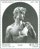 David, scultura di Michelangelo - 23 marzo 2014