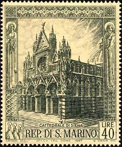 Cattedrale di Siena - 21 settembre 1967