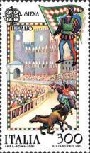 Palio di Siena - 4 maggio 1981