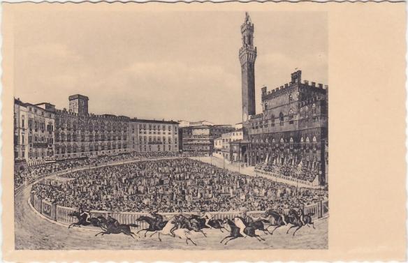 Piazza del Campo a Pisa